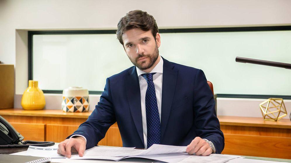 Foto: Jon Arias, protagonista de 'Derecho a soñar'.
