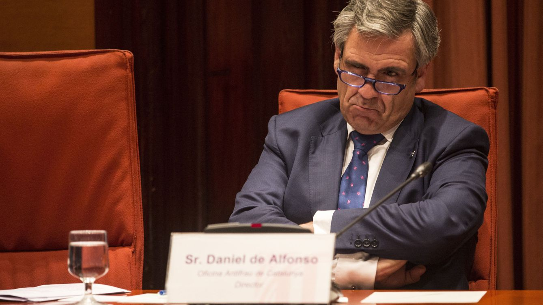 Foto: El director de la Oficina Antifraude de Cataluña (OAC), Daniel de Alfonso. (EFE)