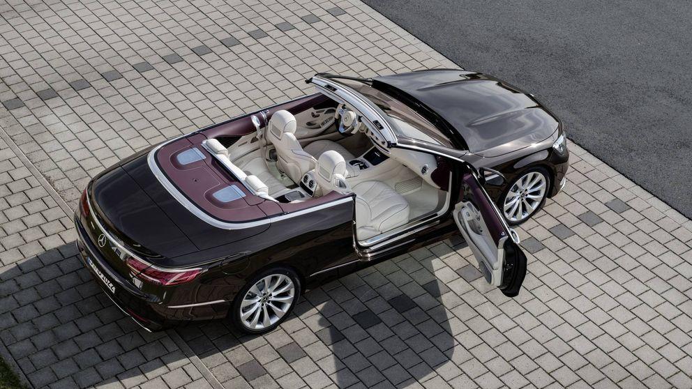 Mercedes S Coupé y Cabrio, 'rien ne va plus'