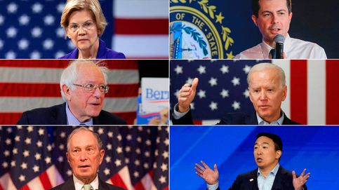 Quiénes son los candidatos demócratas a la presidencia de EEUU (y quién podría ganar)