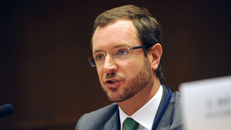 Foto: Javier Maroto Aranzábal, vicesecretario sectorial del Partido Popular. (EFE)