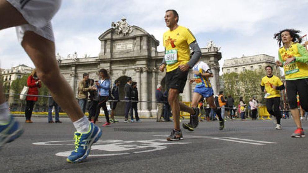 Trucos para recuperarte del esfuerzo que supone una maratón