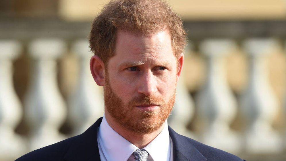 Foto:  El príncipe Harry. (Getty)