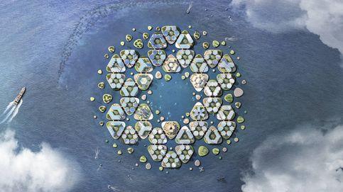 Ciudades flotantes del futuro: las metrópolis submarinas que respetan el ecosistema
