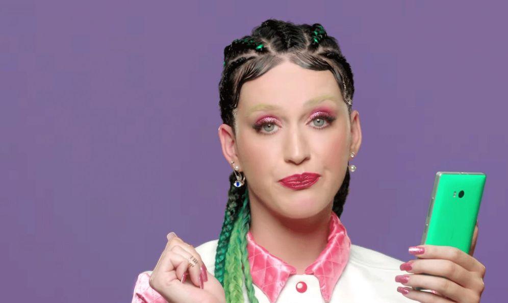Foto: Katy Perry en el videoclip 'This is How We Do'