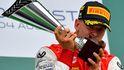 Mick Schumacher, hijo del 'kaiser', correrá en la Fórmula 1 la próxima temporada