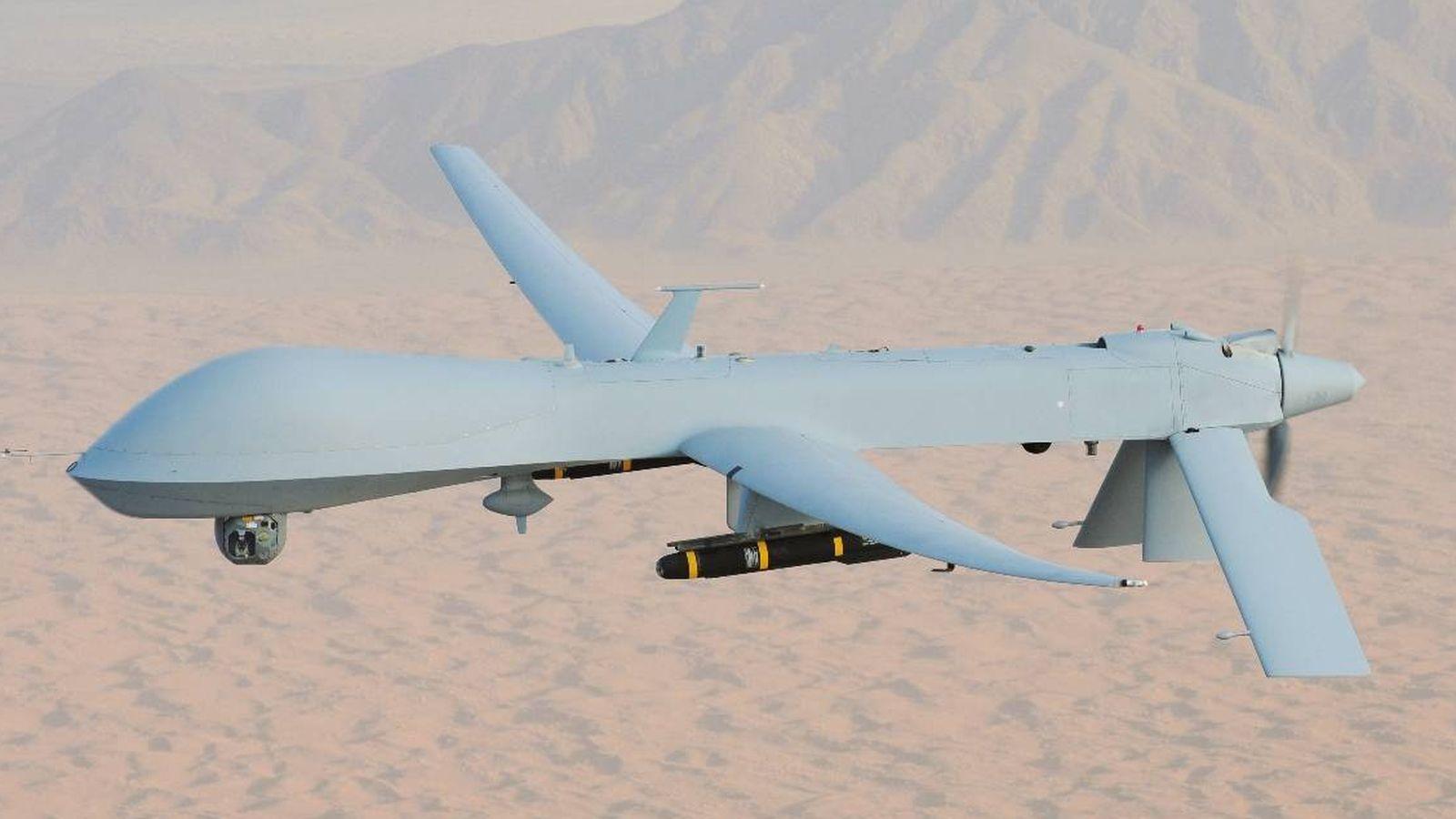 Foto: Los ejércitos disponen de armas cada vez más automatizadas y muchos expertos ya se plantean si hay que establecer límites (Fuente: Wikimedia Commons)