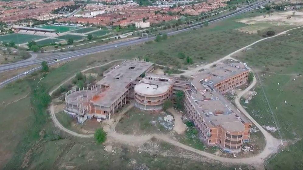 Foto: Vista aérea del CITO.