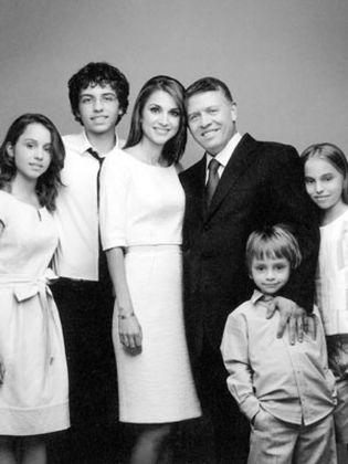 Foto: Rania de Jordania y el rey Abdalá podrían divorciarse