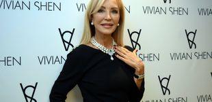 Post de Carmen Lomana regresa al pasado para mostrarse así de sexy a los 38 años