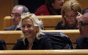 Marta Domínguez sigue sin abrir la boca y no declara ante Competición