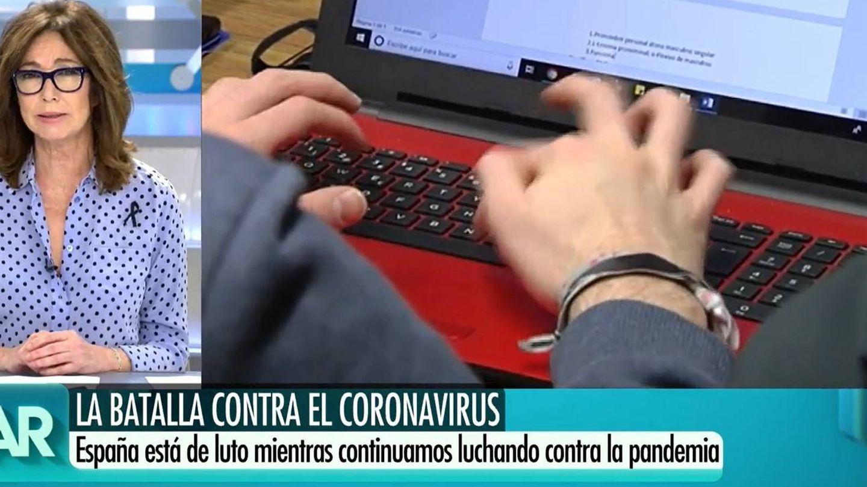 Ana Rosa Quintana. (Mediaset)