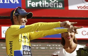 Madrid, Pinto y Suiza, las próximas etapas para el ganador de la Vuelta