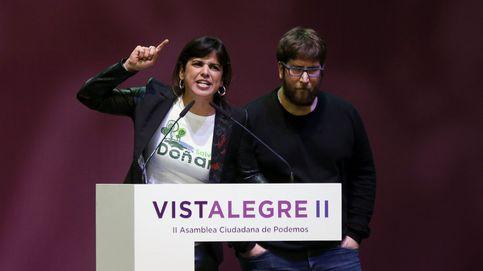 El sector anticapitalista de Podemos rompe con la línea oficial y apoya la vía Puigdemont