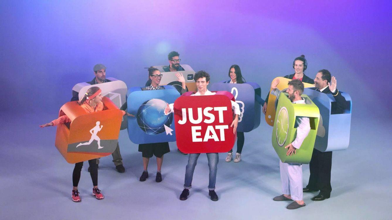 Foto: Adiós, La Nevera Roja. Ahora Just Eat se convierte en el indiscutible dominador.