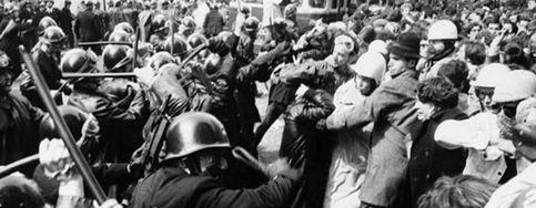 Foto: Aquel mayo francés de hace cuarenta años