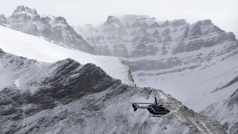 Dos españoles fallecen en los Alpes franceses al caerles un bloque de hielo