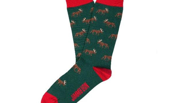 Calcetines Moose de Jimmy Lion (10 euros).