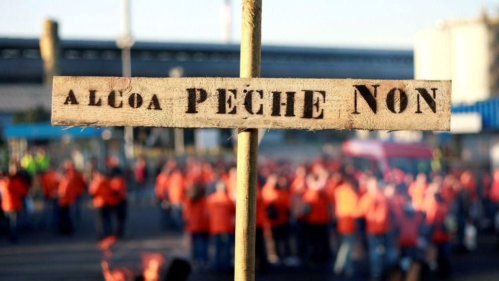 Industria fuerza a Alcoa a vender sus plantas para cobrar las nuevas ayudas a la luz