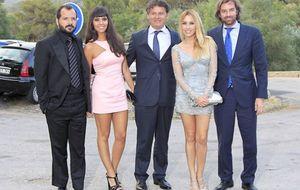 La boda 'invisible' de Patricia Conde en Mallorca