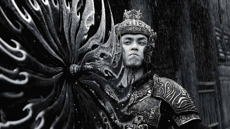 Lei Wu en 'Sombra', de Zhang Yimou. (Vértigo)