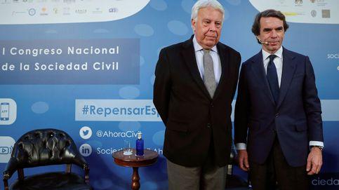 La sociedad civil le tiene ganas a Sánchez (o eso dicen en el Casino)