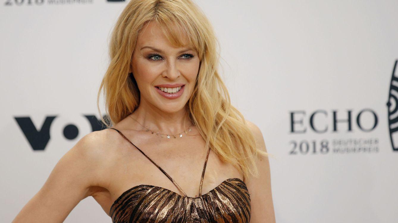 Kylie Minogue se compromete con el director creativo Paul Solomons