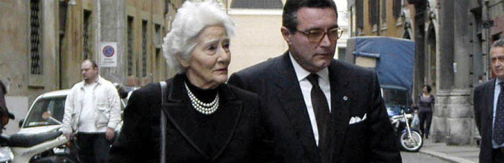 Foto: Muere en Roma Emmanuella Dampierre, abuela de Luis Alfonso de Borbón