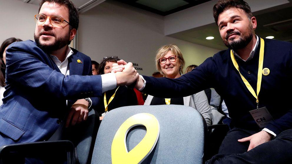 ERC teme que Torra y Puigdemont se venguen con unas elecciones inminentes