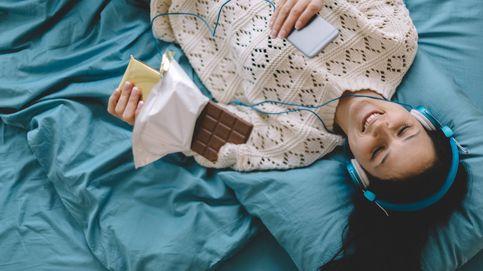 El chocolate sabe más dulce si lo comes con este tipo de música
