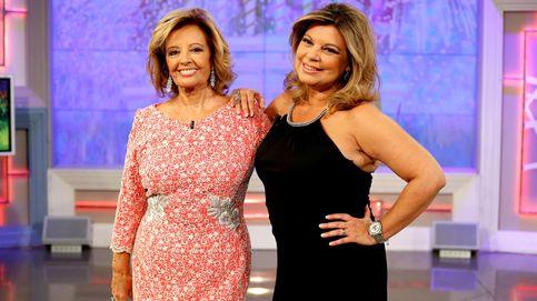Mª Teresa Campos y Terelu preparan un 'En la tuya o en la mía' en Telecinco