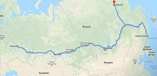 Post de Circo extremo con animales: 13.000 km por los lugares más fríos del mundo