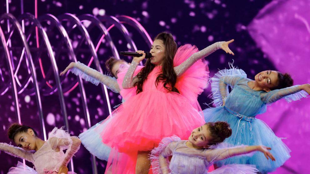 Eurovisión Junior 2019 | ¿Era necesario ese exceso de tul, brillantina y rutilancia?