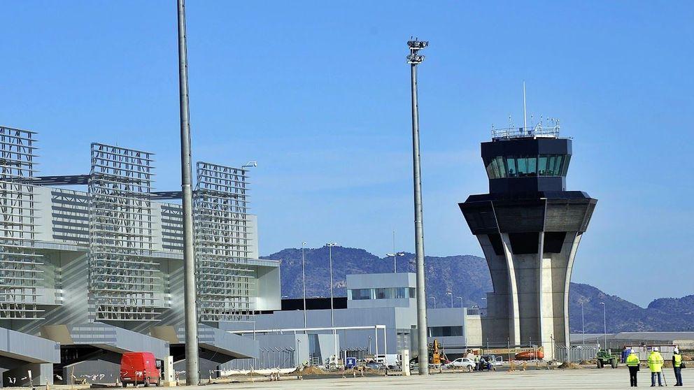 El aeropuerto fantasma de Murcia seguirá sin aviones otro año más