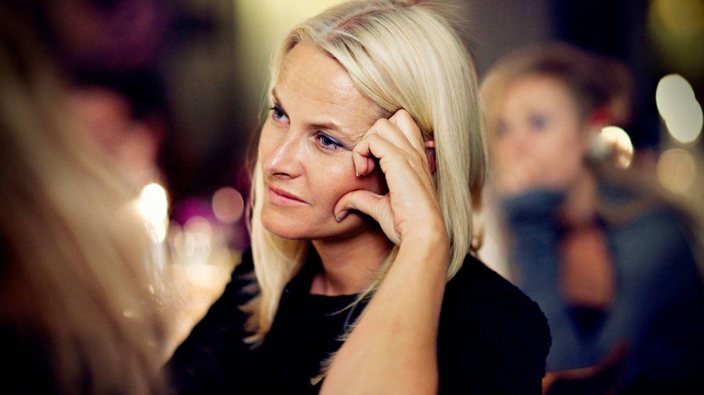 Foto: Mette-Marit de Noruega en una imagen de archivo. (Getty)