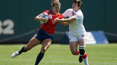 Las Leonas son el quinto mejor equipo del mundo de rugby seven