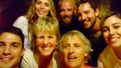 Reunión de famosos en el cumpleaños más divertido de Jesús Calleja