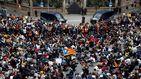 Tsunami Democràtic recula y esquiva la protesta en el fin de semana electoral
