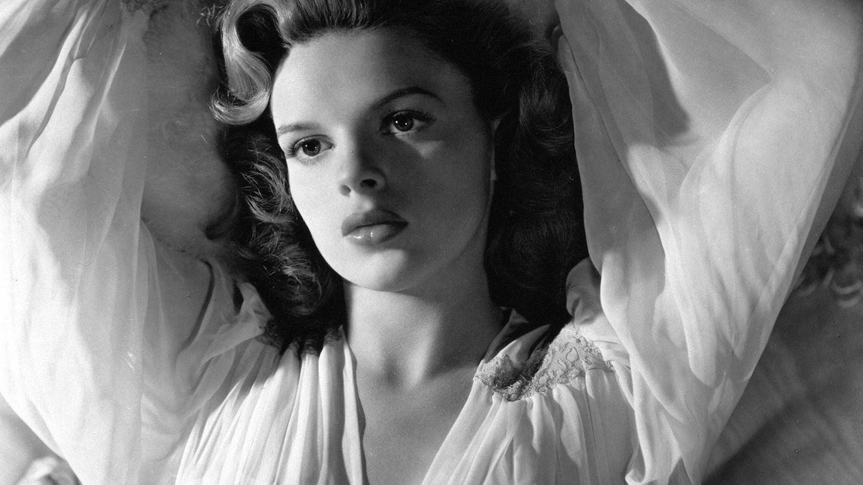 Judy Garland en una imagen de los años 40. (Cordon Press)