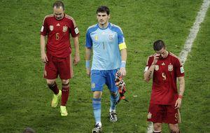 España es octava del Ranking FIFA que lidera la campeona Alemania