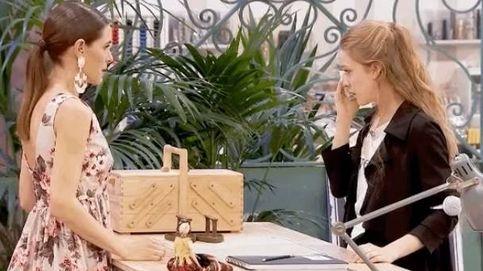 Drama en 'Maestros de la costura': Alicia rompe a llorar al verse apartada