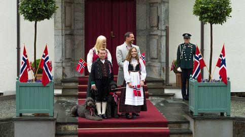 Skaugum, la casa de 140 estancias donde pasan la cuarentena Haakon y Mette-Marit