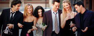 La difícil tarea de quitarse el duro estigma de 'Friends'