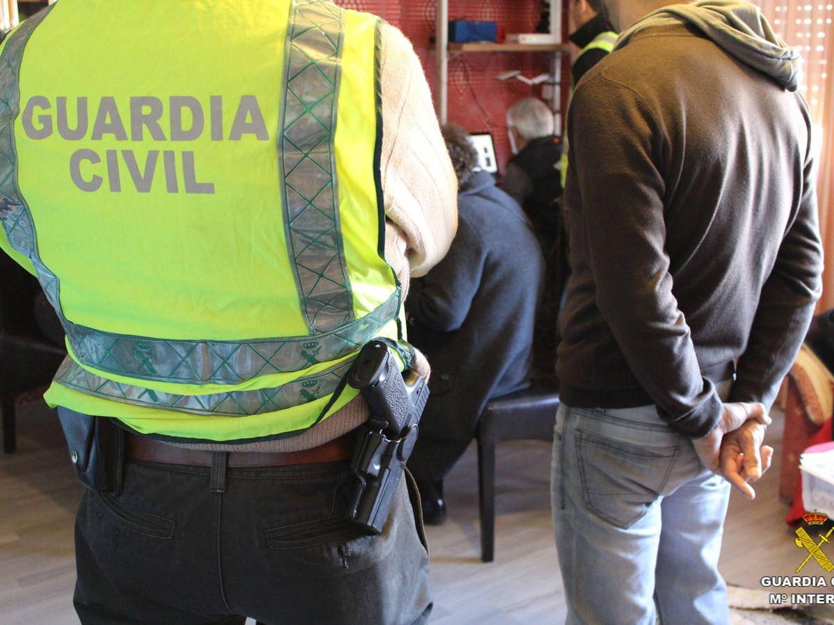 Foto: La Guardia Civil. (Guardia Civil)