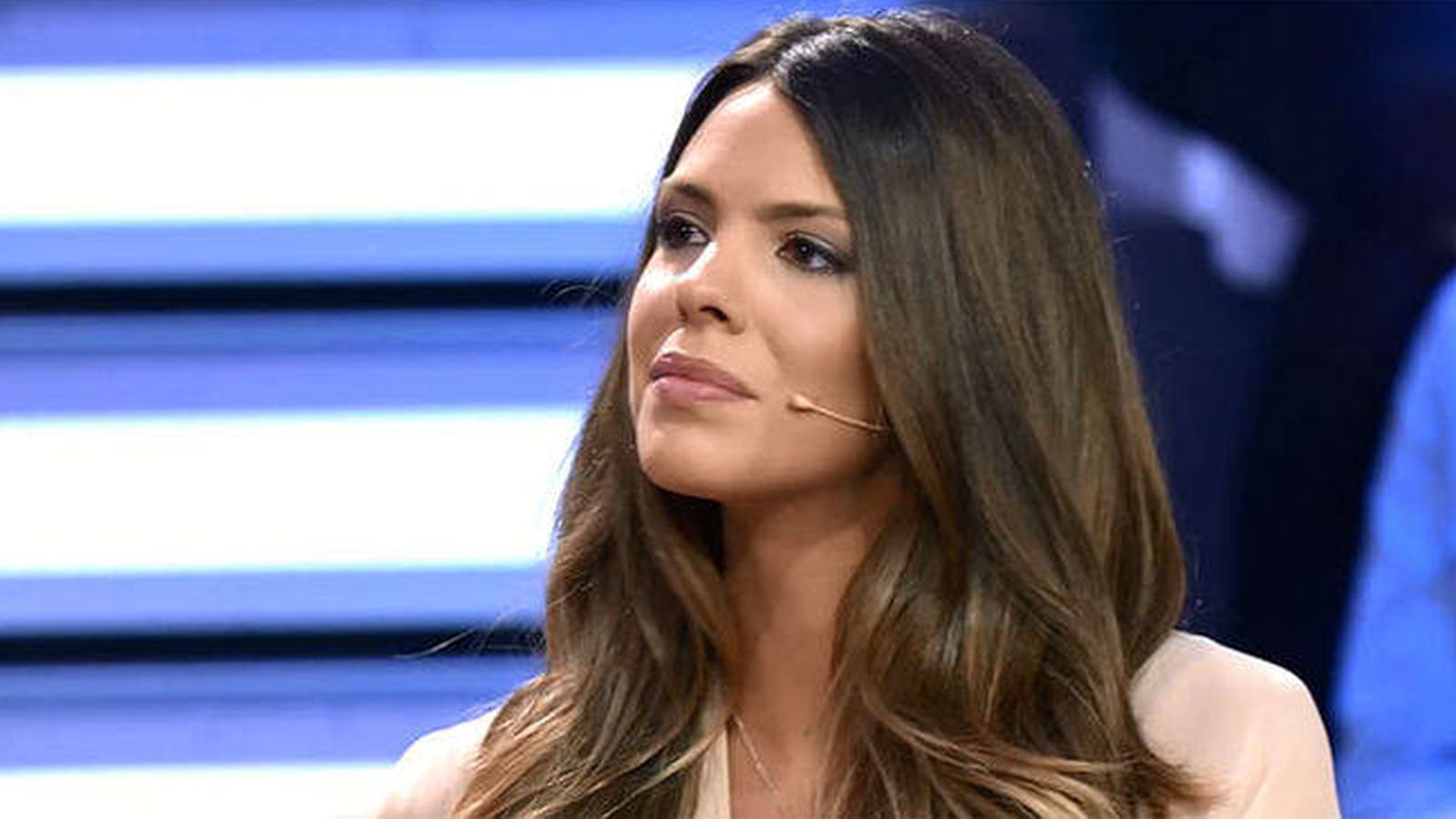 Foto: Laura Matamoros en Telecinco