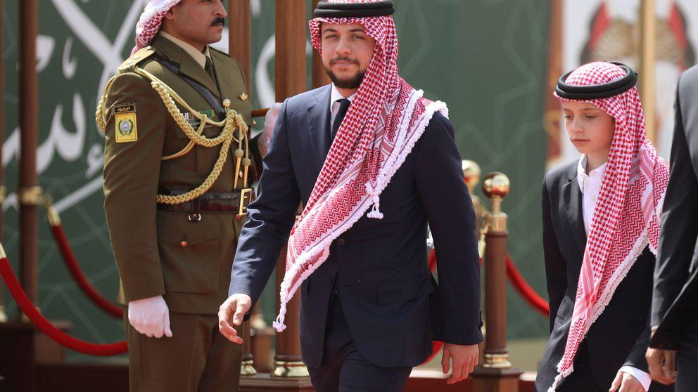El príncipe Hussein, el hijo de Rania de Jordania que saca pecho ante el coronavirus