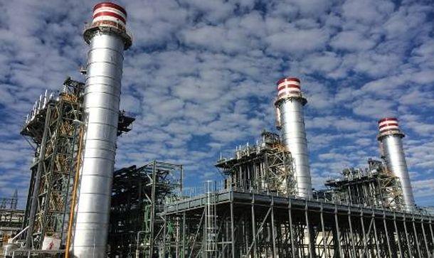 Foto: Central de gas que Abengoa construyó en México. (Abengoa)