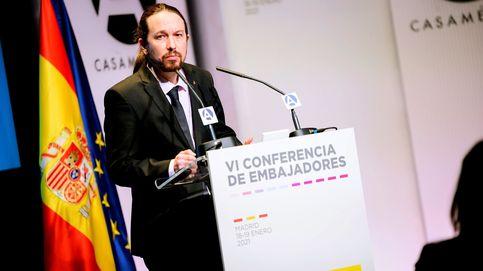 Iglesias complica aún más la entrega de Puigdemont por la Justicia belga
