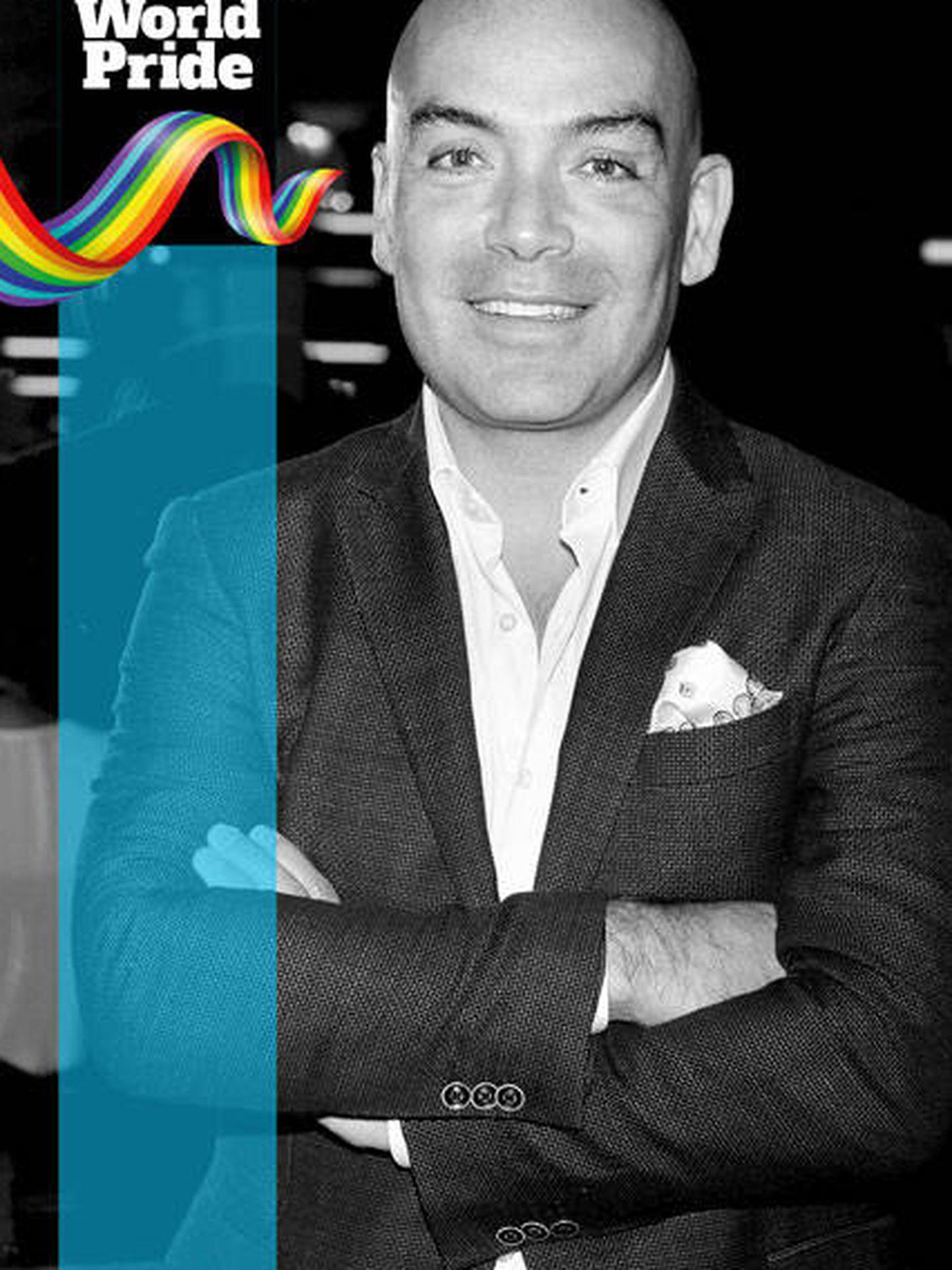 Orgullo LGTBI 2017: Kike Sarasola.