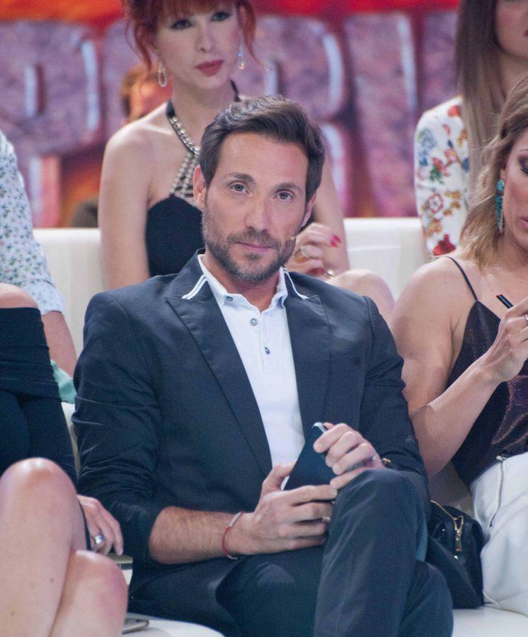 Foto: Antonio David Flores, en el debate de 'Supervivientes'. (Cordon Press)